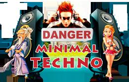 Minimal-techno Club #1 -  Минимал-техно (англ. Minimal-techno) - минималистичный поджанр техно, характеризующийся атональностью,  аскетичным, нарочито упрощённым звукорядом и мелодикой. Жанр минимал-техно тесно связан с такими направлениями,  как эмбиент (т. н. «эмбиент-техно»), детройт-техно, тек-хаус и глитч. Сегодня этот термин не определяет конкретный стиль,  но является собирательным символом, объединяющим множество под-стилей, которые в своем современном образце  также утратили классическое звучание и не могут более относится к соответствующему направлению,  среди них: тек-хаус, эмбиент, даб, IDM.